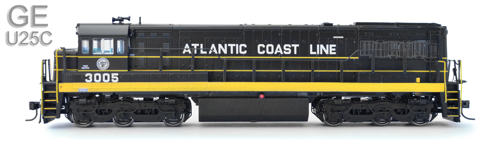 Atlantic Coast Line (Coming Soon): 3005, 3009