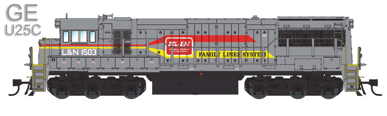 SCL/LN Family Lines (Coming Soon): 1503, 1505